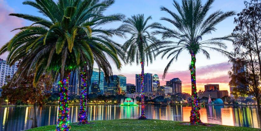 Clima e Temperatura em Orlando
