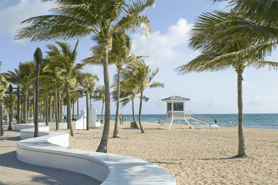 O que fazer em Fort Lauderdale em Miami
