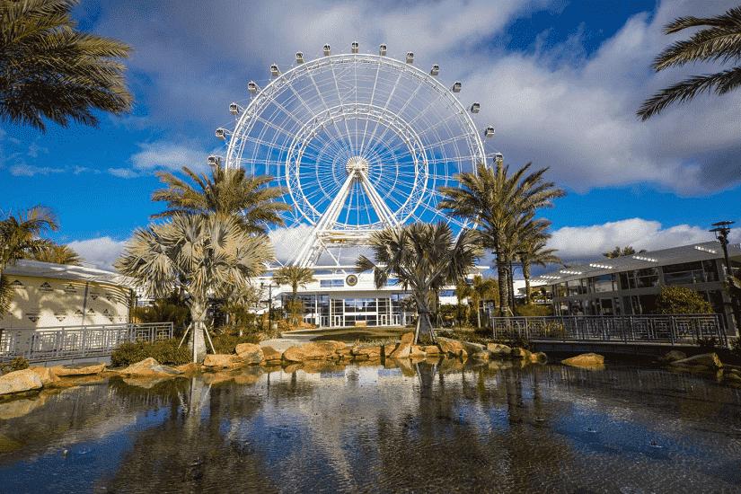 I-Drive em Orlando