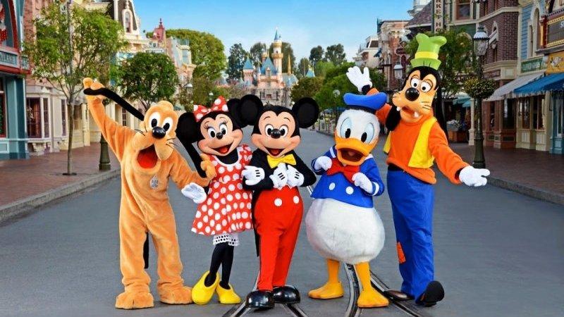 Parques da Walt Disney World em Orlando