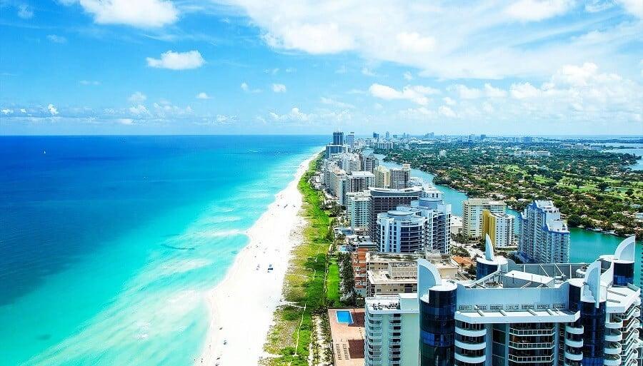 Clima e temperatura em Miami
