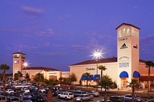 Dicas sobre os Outlets Premium em Orlando