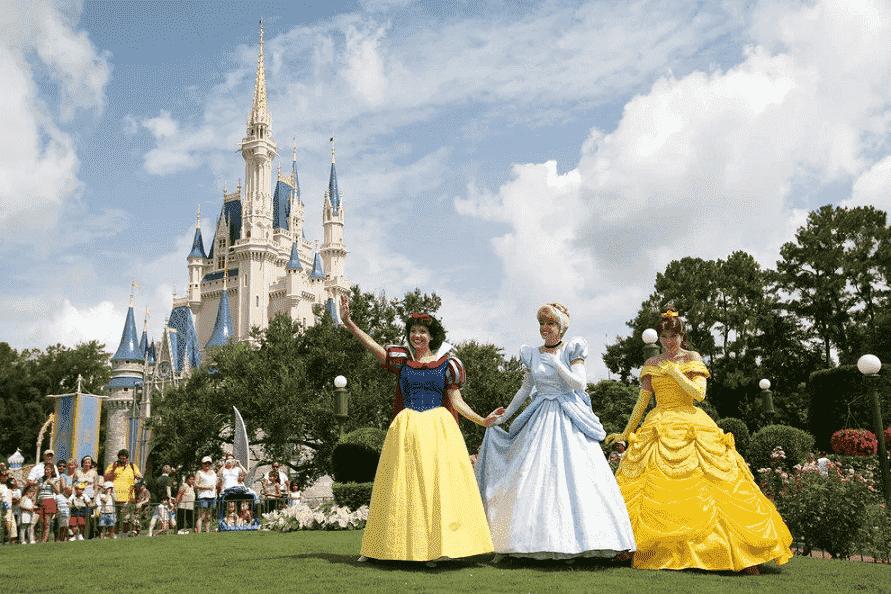 Quais são os parques da Disney em Orlando?