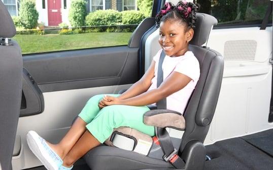 Aluguel de Carro em Orlando: Seat Booster