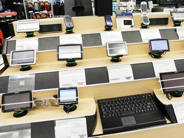 Loja COMP USA Eletrônicos em Orlando