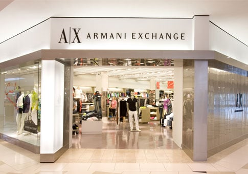 Outlet Shopping Miami - Armani