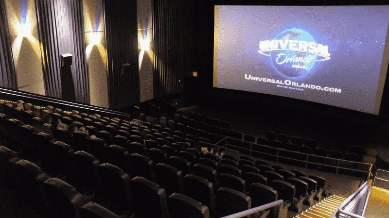 AMC Cineplex no Universal CityWalk em Orlando