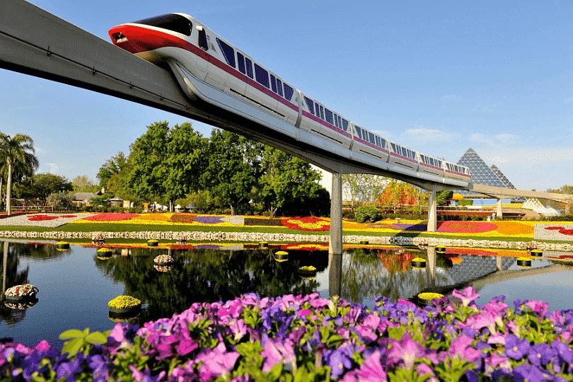 Sobre o Parque Epcot da Disney