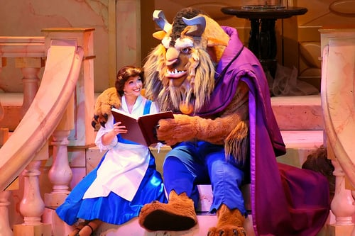 Beauty and the Beast Sing-Along - Epcot da Disney Orlando