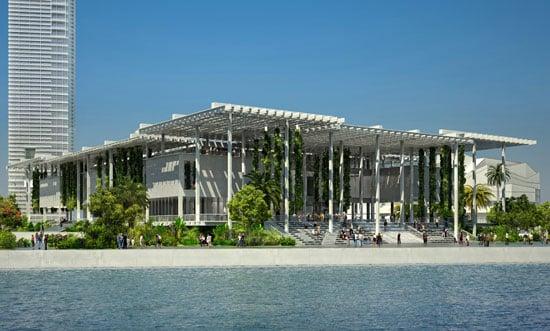 Onde fica o Miami Art Museum