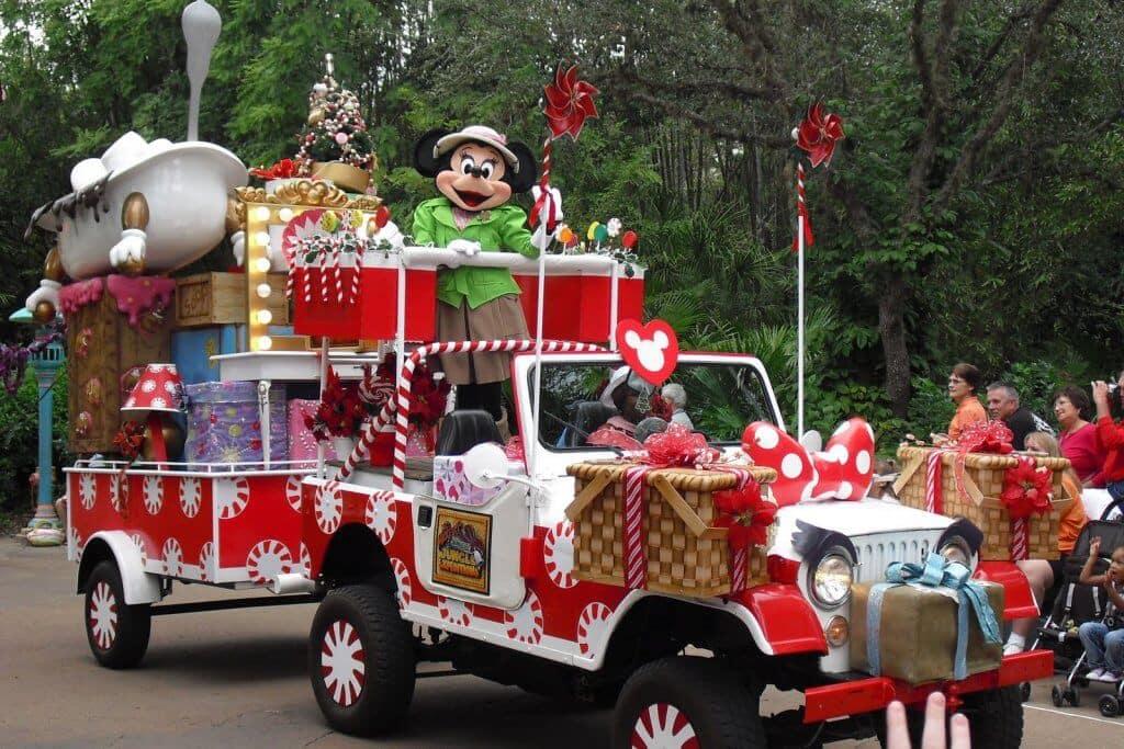 Dicas para passar o Natal na Disney