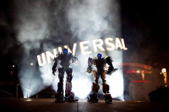 Brinquedo dos Transformers em Orlando