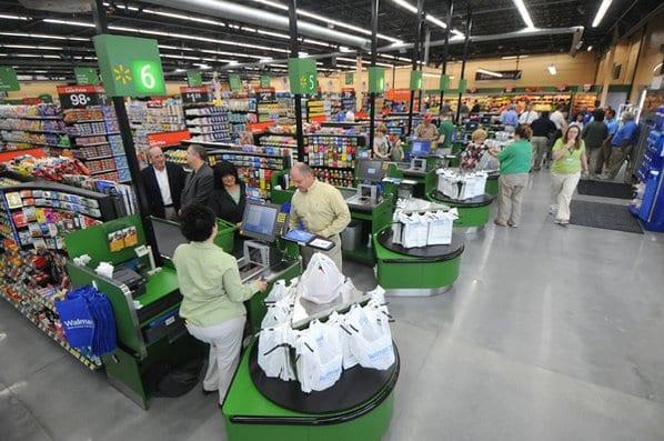 Supermercado Walmart Miami e Orlando