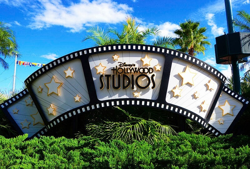 Entrada do Hollywood Studios