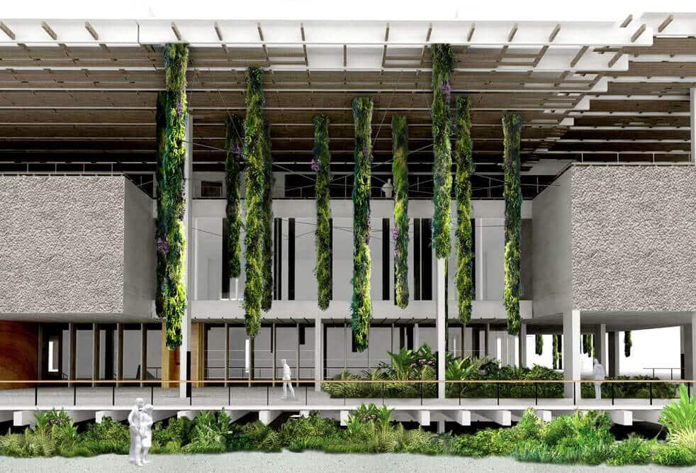 Miami Art Museum | O museu de arte de Miami