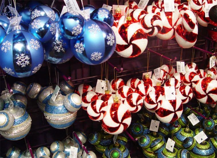 Souvenirs e lembrancinhas natalinas na Disney
