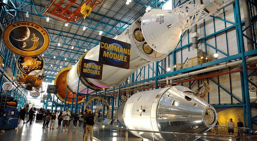 Tours pelo centro espacial da NASA em Orlando