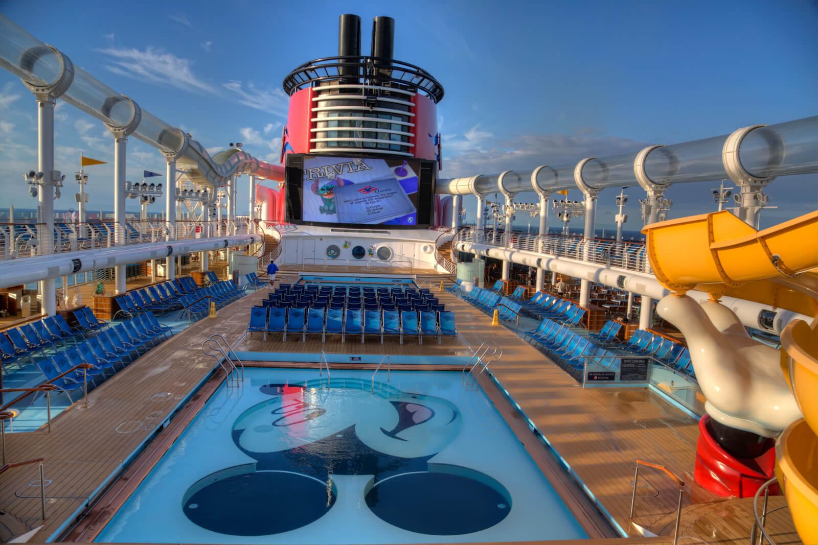 Cruzeiros da Disney em Orlando: Disney Cruise Line