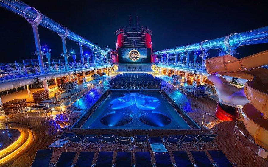 Navio Fantasy Disney: Um dos Cruzeiros da Disney