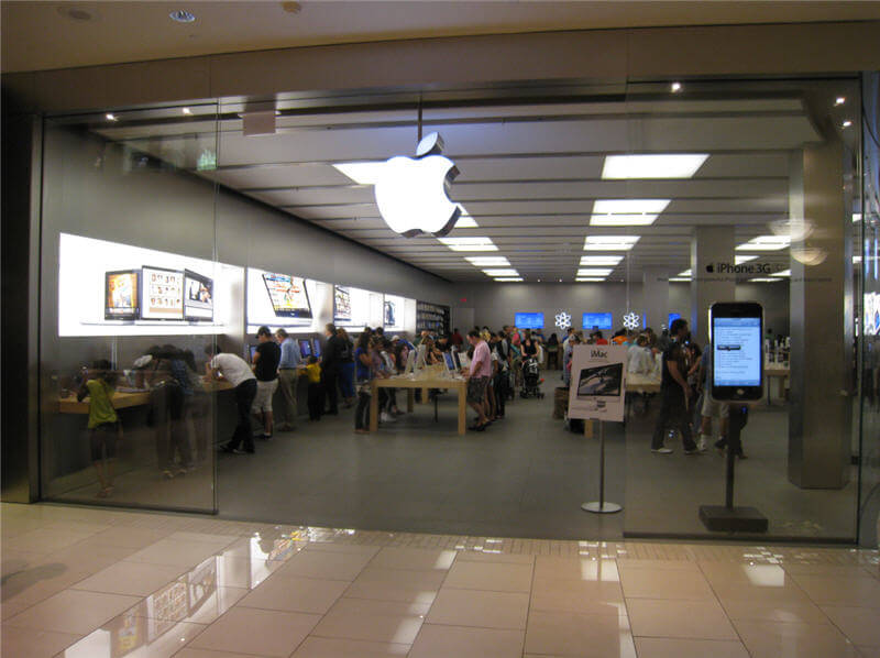 Loja Apple: Shopping Aventura Mall Miami