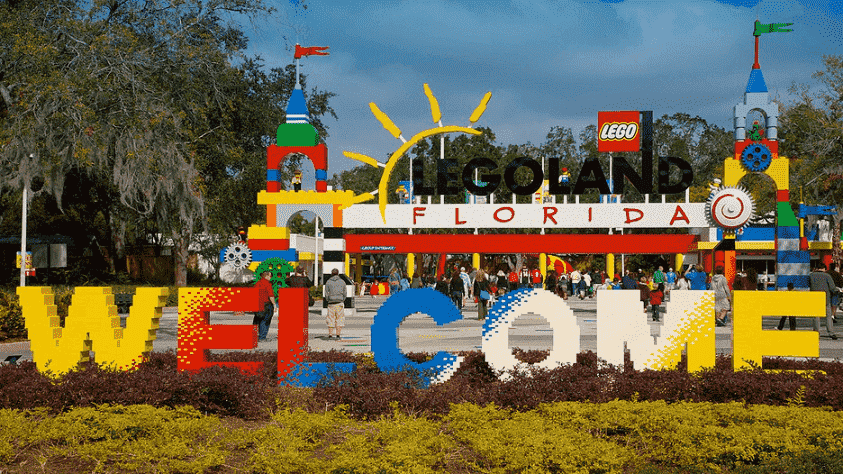Legoland Flórida   Parque da LEGO em Orlando