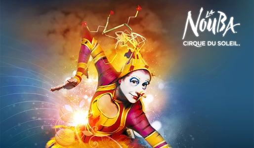 Cirque du Soleil La Nouba em Orlando   Show da Disney