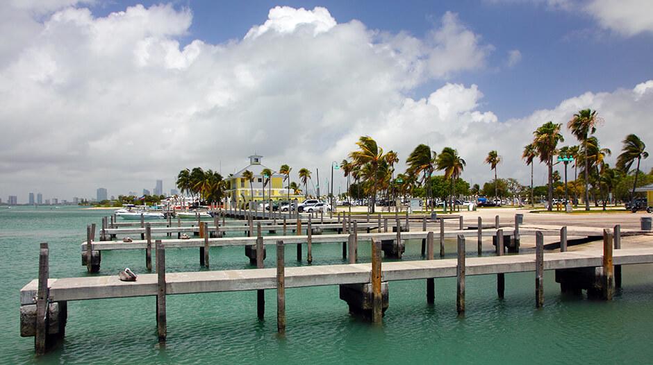 Crandon Park Miami: Parque natural em Key Biscayne