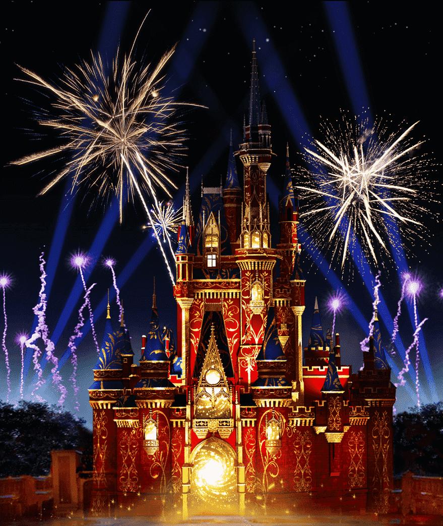 Show Happily Ever After da Disney