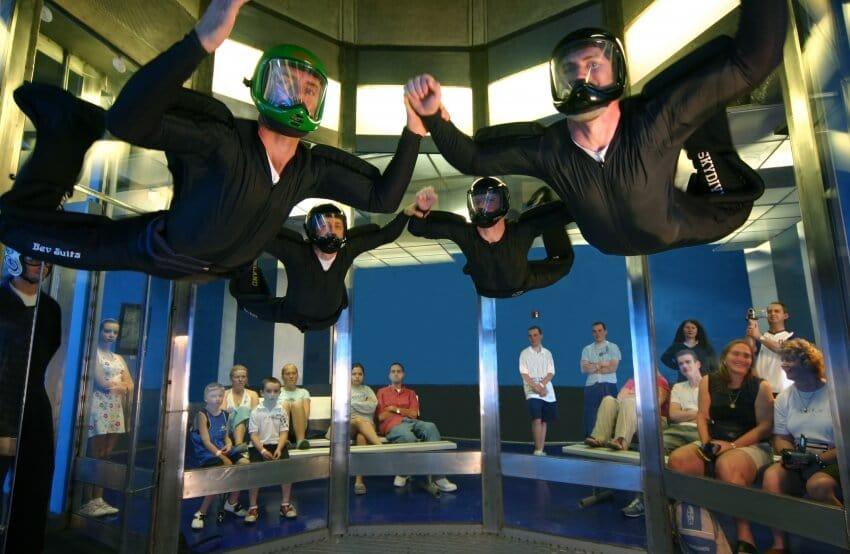 iFly Orlando | Simulador de pulo de paraquedas