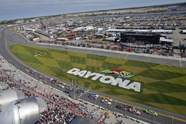 Daytona International Speedway en Daytona Beach