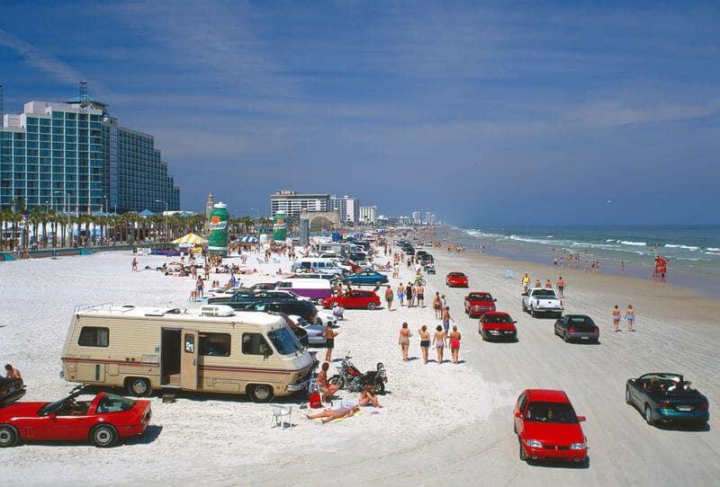 Spring Break en Daytona Beach