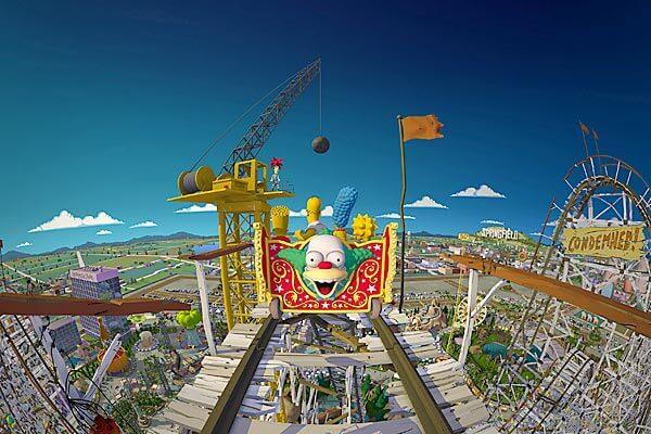 Simulador dos Simpsons