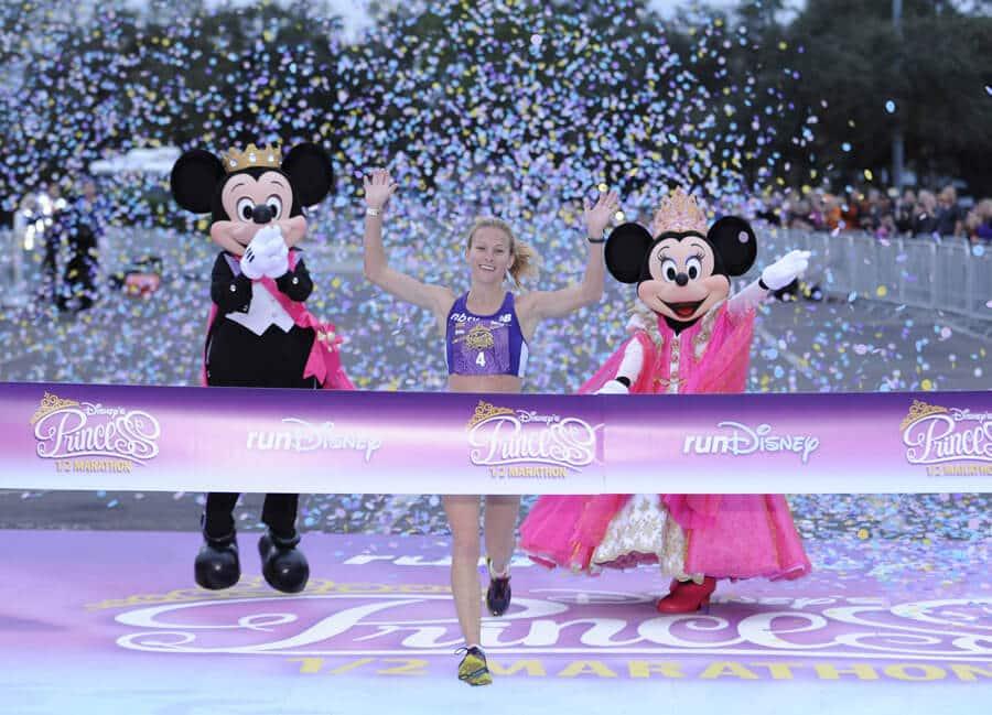 Corrida da Disney em Orlando