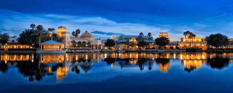 Hotéis moderados da Disney em Orlando