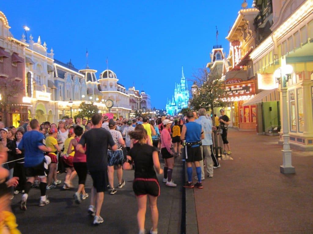 Meia Maratona da Disney em Orlando