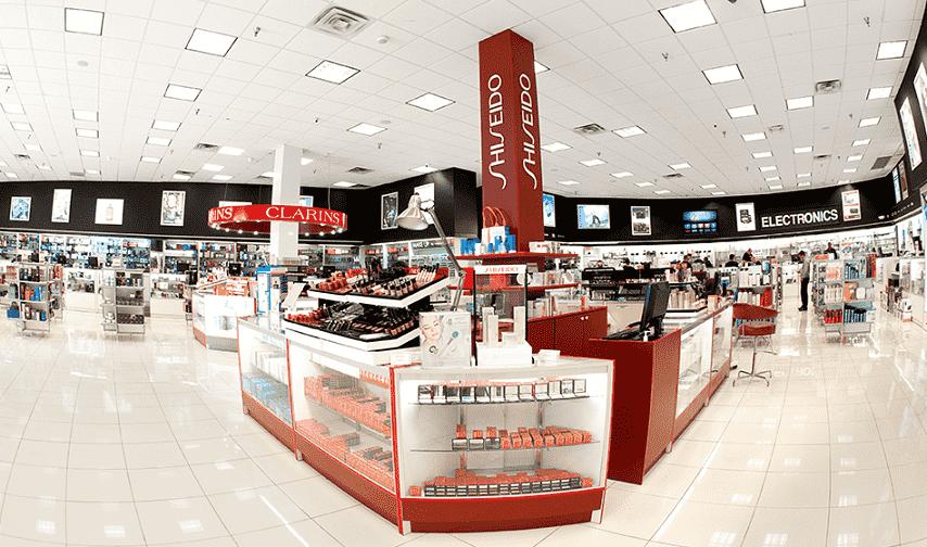 Como é a loja Perfumeland em Orlando?