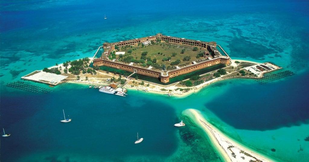 praias da Flórida: Florida Keys