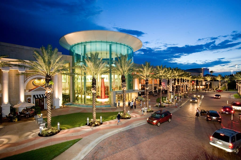 Shopping The Mall at Millenia em Orlando