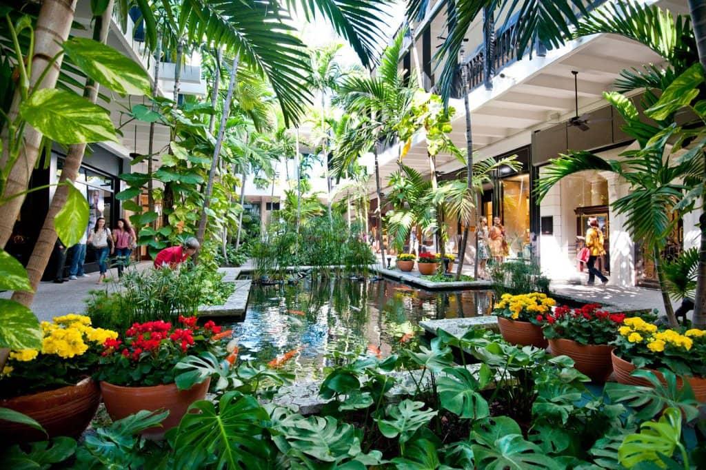 Shopping Bal Harbour Shops em Miami