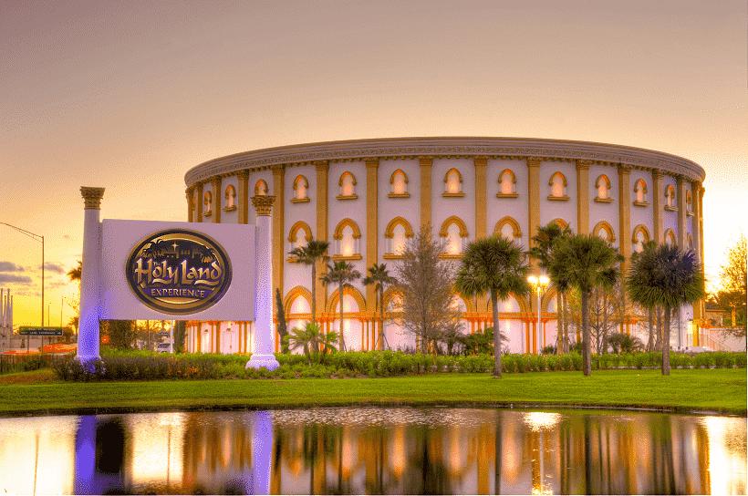 Holy Land Experience Orlando: Parque Cristão
