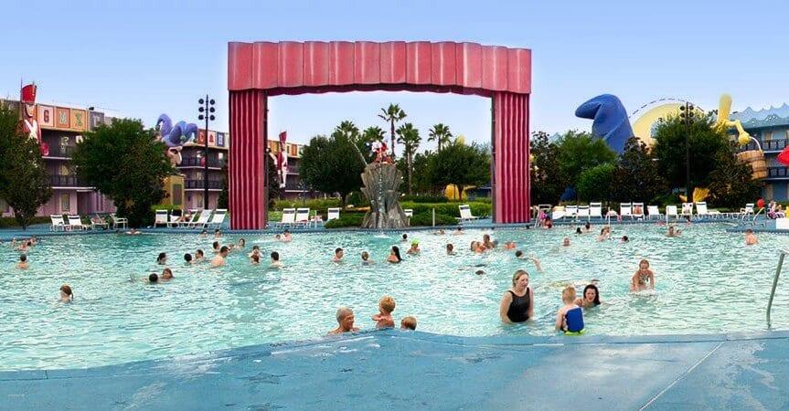 Como é o Disney's All-Star Movies Resort em Orlando