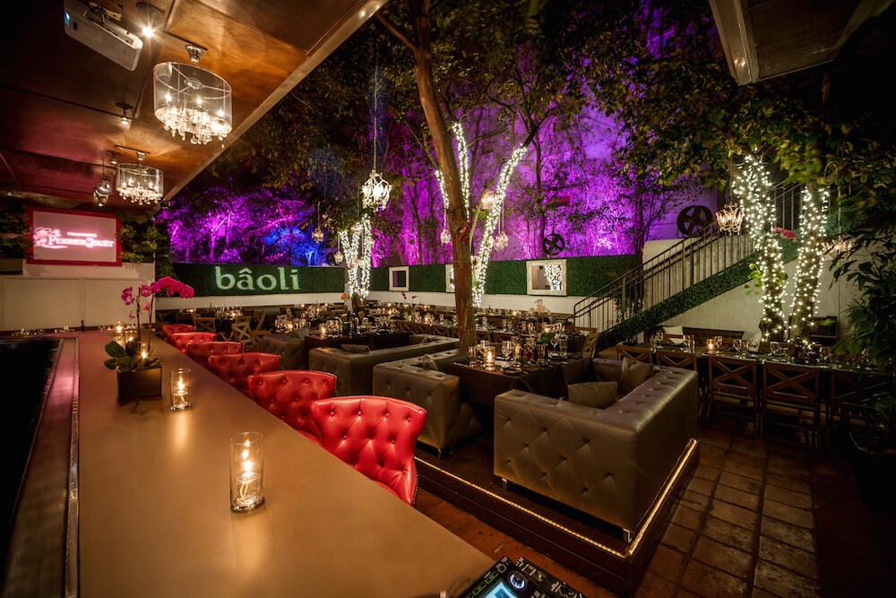 Baôli Vita em Miami Beach | Restaurante romântico