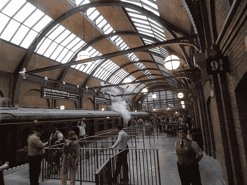 Expresso Harry Potter