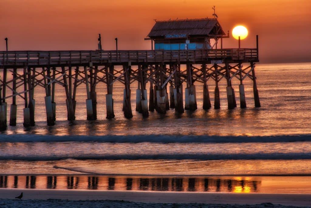 Conoce la ciudad costera de Cocoa Beach en Florida