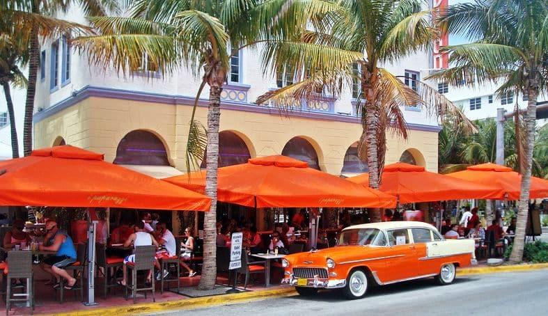 Restaurante en Little Havana en Miami