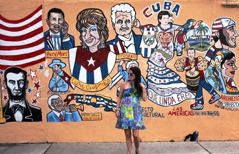 Descubre la zona de Little Havana en Miami