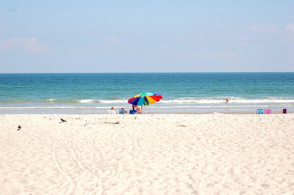 Detalles de Cocoa Beach en Florida