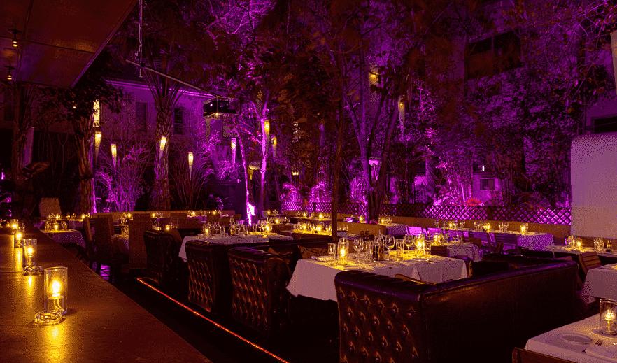 Baôli Vita em Miami Beach   Restaurante romântico