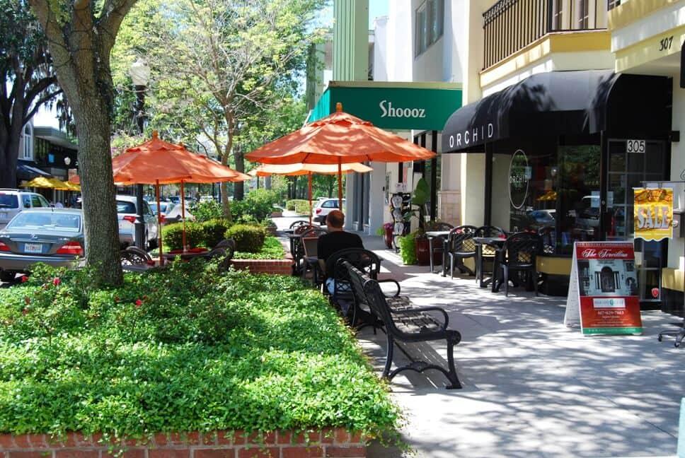 Conheça a cidade de Winter Park na Flórida