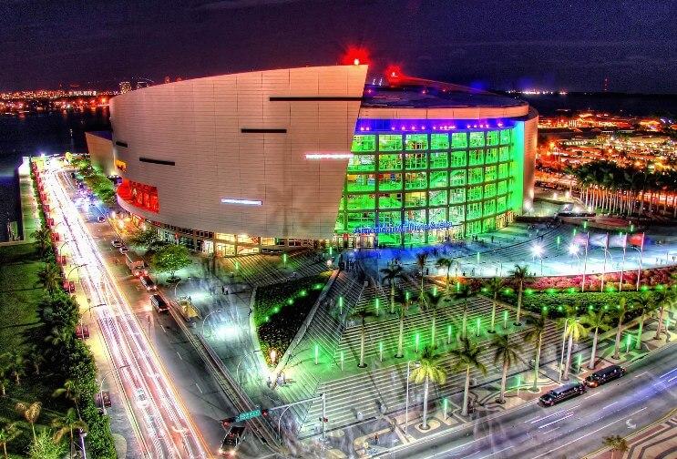 Diversão em Downtown Miami